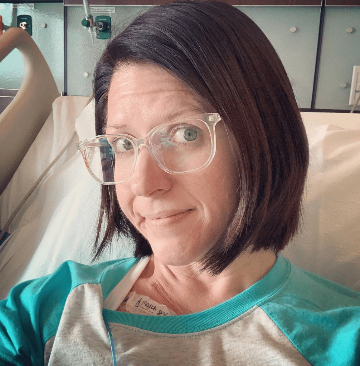 Non-Hodgkin Lymphoma Stories: Chronic Lymphocytic Leukemia (CLL) | Lacey's Patient Story