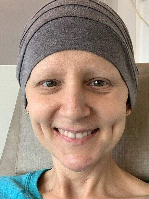 Ovarian Cancer High Grade Serous Carcinoma Stage 3c Brca1 Shirley S Story The Patient Story