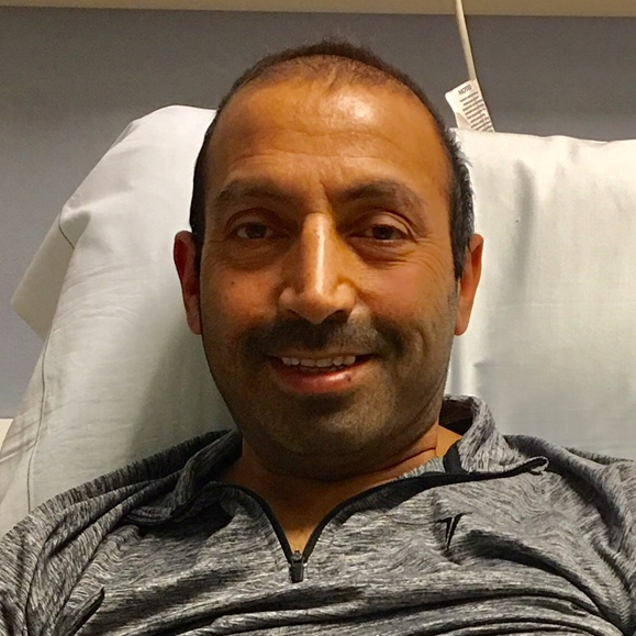 CAR T-Cell Therapy Stories: Refractory Non-Hodgkin Lymphoma, Diffuse Large B-Cell Lymphoma (DLBCL)| Shahzad's Story